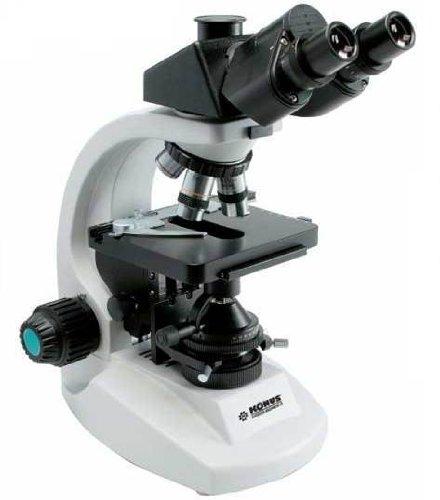 Konus Biorex 3 Trinocular Biological Microscope 1000X 5605