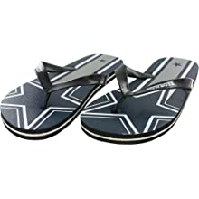 Dallas Cowboys Kids' Unisex Big Logo Flip Flop Sandals