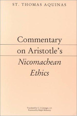 a study of aristotelian nicomachean ethics Find great deals for the nicomachean ethics by aristotle (2002, paperback) shop with confidence on ebay.
