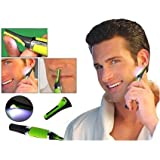Firstchoicesale Micro Touch Max All In One Personal Trimmer For Men - STBZ-Microtouch (Green)