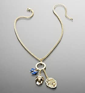 Marcel Wanders Acorn Charm Necklace