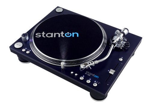 Review Stanton ST-150 Turntable with Cartridge (S-shaped tone arm)