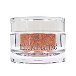 Anti-aging Whitening Capsule Illuminating Pearl Cream 50g, Wrinkle Moisturizers
