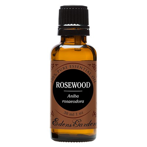 Rosewood 100% Pure Therapeutic Grade Essential Oil by Edens Garden- 30 ml