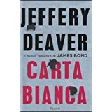Carta biancadi Jeffery Deaver