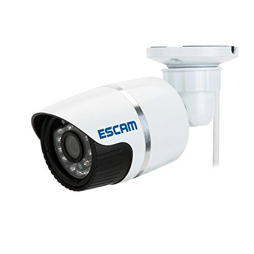 Escam Warrior Qd330 Ip Camera Waterproof Night Vision Onvif P2P Mini Camera Ir Distance15M 720P Security Camera