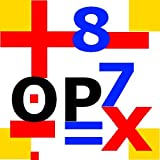 img - for Opculato: Mathematical puzzle book book / textbook / text book