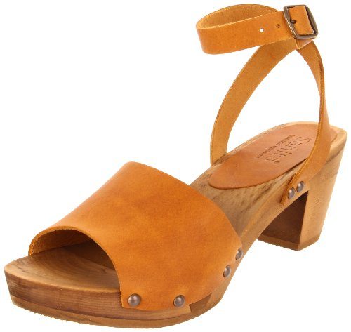 Sanita Women's Yara Sandal,Nature,37 EU/6.5-7 M US