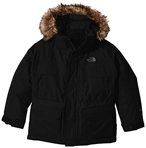 North Face B Mcmurdo Down Parka in Piumino, Nero, XL