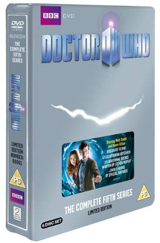 Doctor Who - The Complete Series 5 (Limited Edition Steelbook) [DVD]