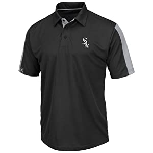 Chicago White Sox Majestic MLB Career Maker Performance Polo Shirt by Majestic