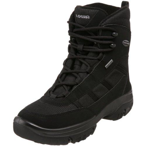 Lowa Women's Trident GTX Hiking Shoe,Black,7.5 M US