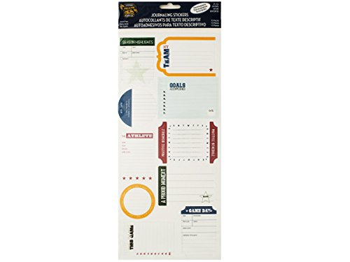 bulk buys Sports Journaling Stickers
