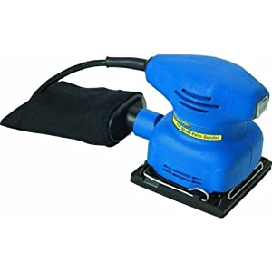 1/4 Sheet Finish Sander, 1/4 SHEET FINISH SANDER