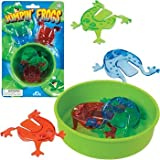 Jumpin' Frogs Childrens Kids Game Toy Travel Road Trip