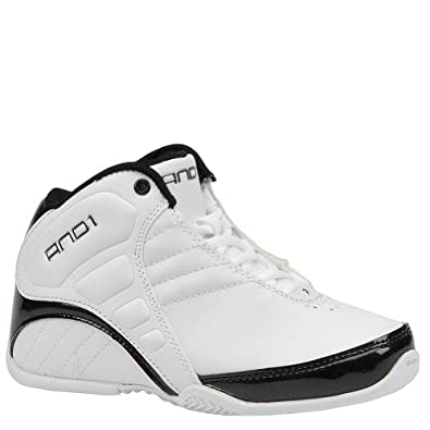 Buy AND 1 Rocket 3.0 Mid Basketball Shoe (Little Kid Big Kid) by AND1