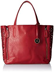 Diana Korr Women's Handbag (Red) (DK09HRED)