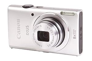 Canon Ixus 140 Appareil Photo Numérique Compact 16 Mpix 8 x Argent