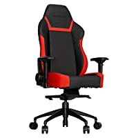 Vertagear Racing Series P-Line PL6000 Gaming Chair Black and Red