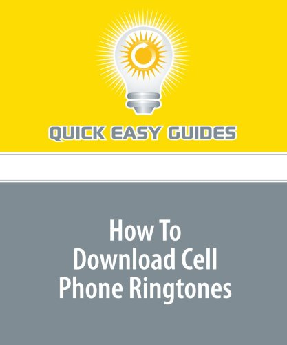 How To Download Cell Phone Ringtones