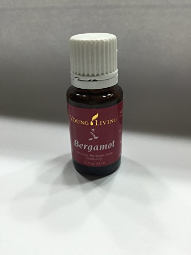 Young Living Bergamot Essential Oil 15 Ml