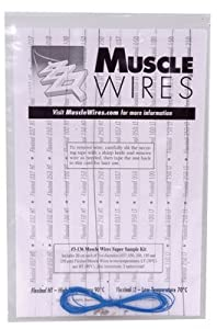 Mw Super Sampler Kit Only,muscle Wire by MONDOTRONICS