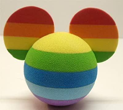 Rainbow Mickey Antenna Topper - Disney Parks Exclusive - Limited Availability