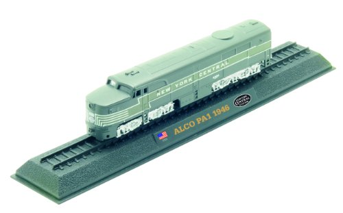 ALCO PA1 - 1946 diecast 1:160 scale locomotive model (Amercom LN-18) - 1