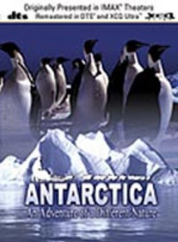 Antarctica - An Adventure Of A Different Nature [1991] [DVD]