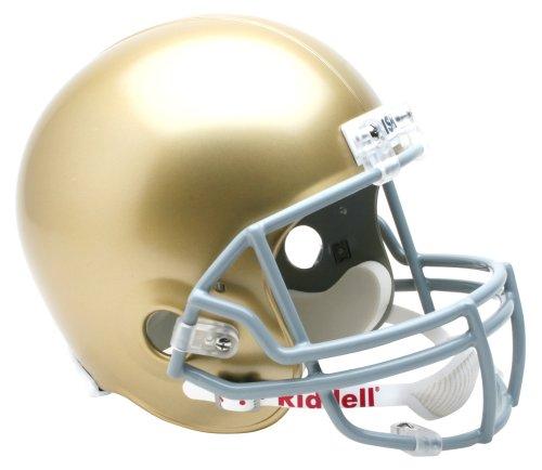 NCAA Notre Dame Fighting Irish Deluxe Replica Football Helmet Riddell Full Sized Helmets autotags B001HSNIC6