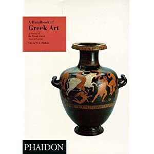 A Handbook of Greek Art cover image