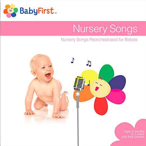 Babyfirsttv Nursery Songs Singalong Collection Cd For Kids front-723052