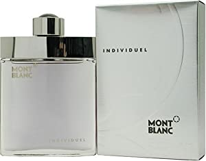 Mont Blanc Individuel By Mont Blanc For Men. Eau De Toilette Spray 2.5 Ounces