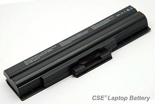 gris Bateria  4400mAH para SONY VGP-BPL13 VGP-BPS13 Batteries AKKU