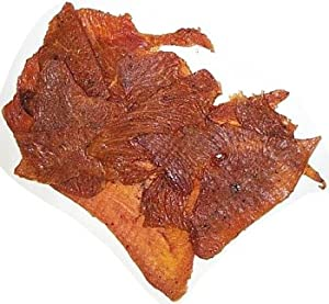 Sweet N Spicy Turkey Jerky 16oz by Mahogany Smoked Meats