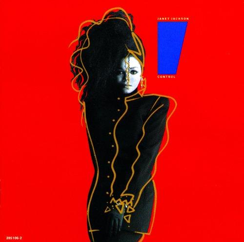 Control (1986 album) Janet Jackson