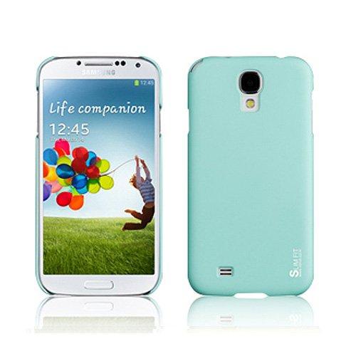 Verus Case, Ultra Thin S4, Samsung Galaxy S4 / S4 Lte Case, Include Screen Protector, Matt Vivid Super Slim Fit Hard Pc (Check At&T, Verizon, Sprint, T-Mobile Wireless Mobile) - Retail Package (Sky Blue)