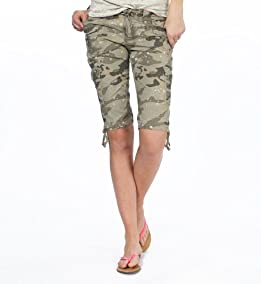 Stevie Camo Skimmer Shorts