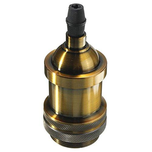 kingso e26 e27 solid brass industrial light socket