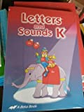Letters and Sounds K (A Beka Book)