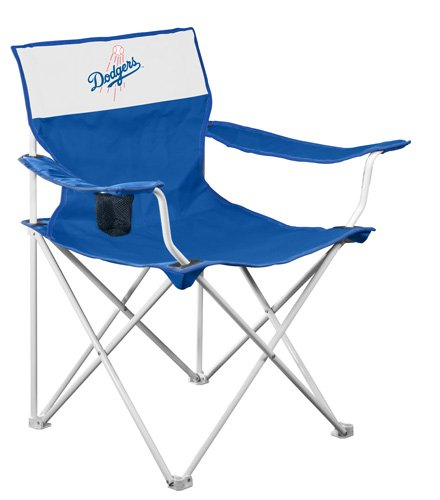 MLB Los Angeles Dodgers Canvas Chair at Amazon.com