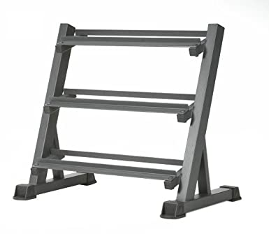 Apex Deluxe 3-Tier Weight Rack