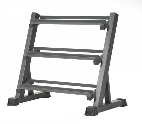 Apex Deluxe 3-Tier Dumbbell Rack