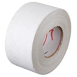 White 45m Reinforced Gummed Water Natural Kraft Paper Packaging Sealing Tape (Width 48mm)