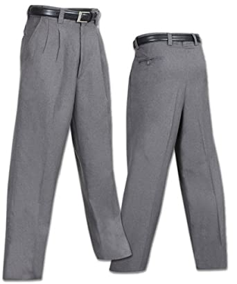 Buy Professional Style Baseball Umpires Pants in Mens Sizes 30 to Size 46 by Joe's USA