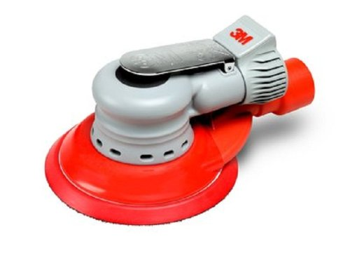 "3M Electric Random Orbital Sander 28432, Central Vacuum, 6 Inch, 3/32"" Orbit at Sears.com"