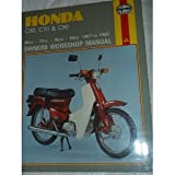 Mansur Darlington Honda C50, C70 and C90 Owner's Workshop Manual
