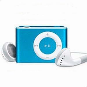 Yahui metal Clip MP3 Mini Player supports 2GB 4GB 8GB Micro SD TF Card