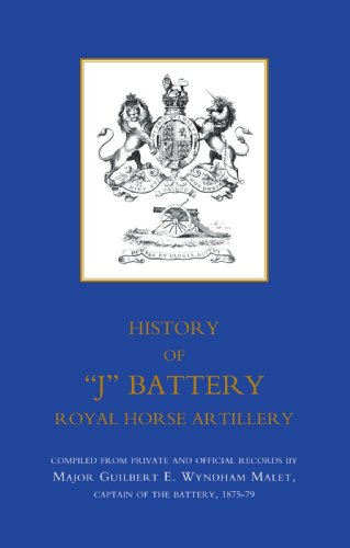 History of 'J' Battery, Royal Horse Artillery (Formerly a Troop, Madras Horse Artillery)