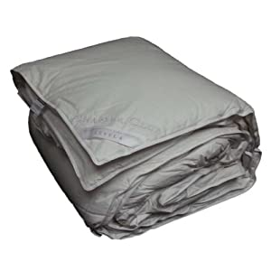 Charter Club Vail Level 4 350T Down Full/Queen Comforter